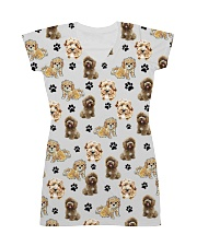 Cockapoo - Paw All-over Dress thumbnail