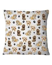 Cockapoo - Paw Square Pillowcase thumbnail