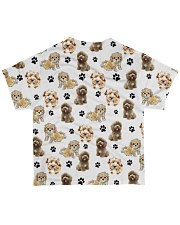 Cockapoo - Paw All-over T-Shirt back
