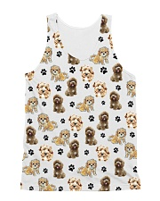 Cockapoo - Paw All-over Unisex Tank thumbnail