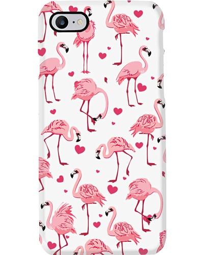 Flamingo - Heart