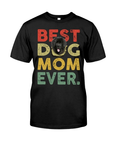 Newfoundland-Dog Mom Ever-02