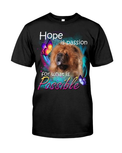 Chow Chow-02-Hope Is Passion