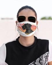 Schnauzer-My Life-Mask Cloth face mask aos-face-mask-lifestyle-02