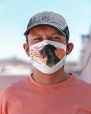 Schnauzer-My Life-Mask Cloth face mask aos-face-mask-lifestyle-06