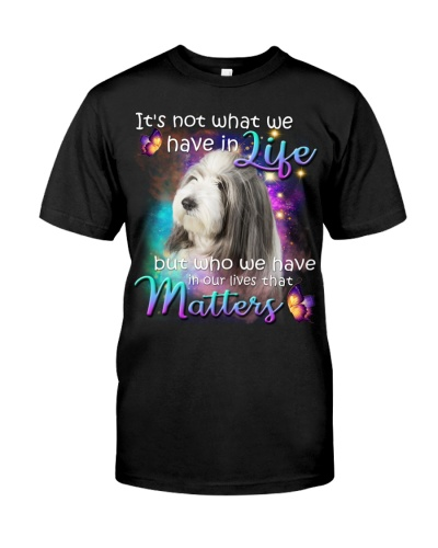 Bearded Collie-That Matters
