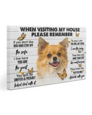 Chihuahua-02-Please 30x20 Gallery Wrapped Canvas Prints thumbnail
