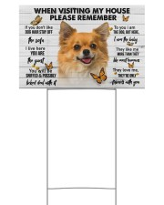 Chihuahua-02-Please 18x12 Yard Sign front