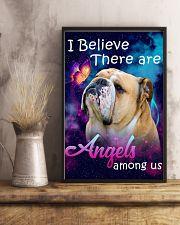 English Bulldog-02-Angels-Poster 11x17 Poster lifestyle-poster-3