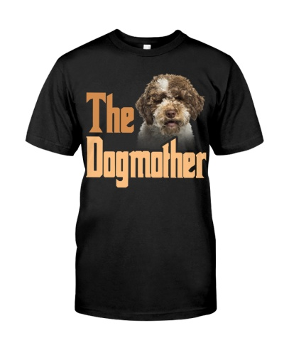 Lagotto Romagnolo-The Dogmother