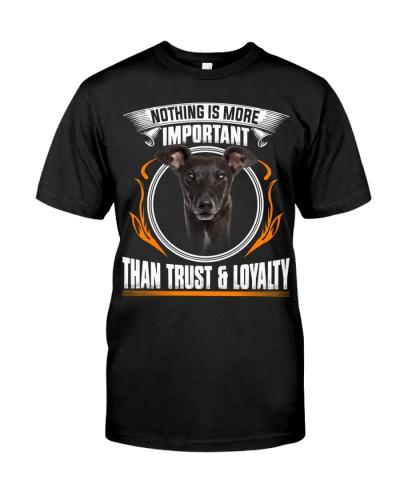Greyhound-Trust And Loyalty