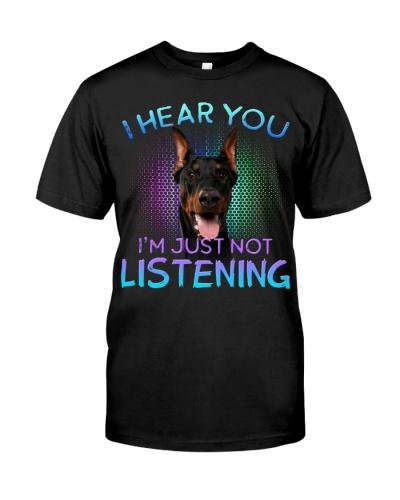 Doberman-I Hear You