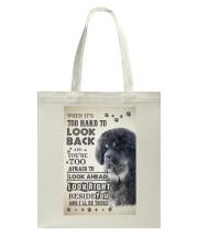 Tibetan Mastiff - Look Back Tote Bag thumbnail
