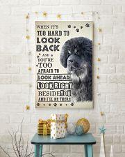 Tibetan Mastiff - Look Back 24x36 Poster lifestyle-holiday-poster-3