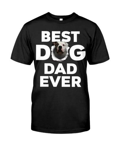 American Bulldog-Best Dog Dad Ever