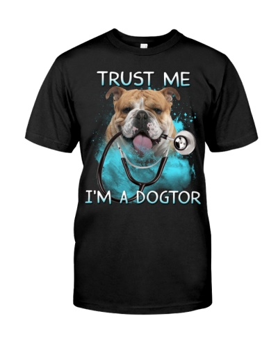 English Bulldog-Dogtor