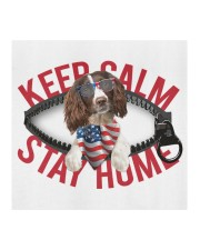 English Springer Spaniel-US-Keep Calm Cloth face mask aos-face-mask-coverlet-lifestyle-front-02