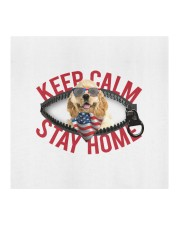 American Cocker Spaniel-US-Keep Calm Cloth face mask aos-face-mask-coverlet-lifestyle-front-02