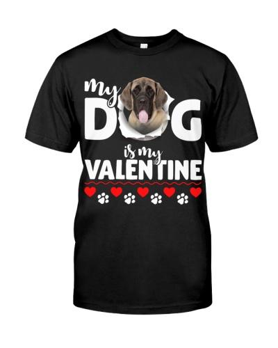 English Mastiff-My Valentine