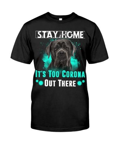 Cane Corso-Stay Home