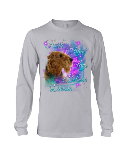 Airedale Terrier-Believe Dream