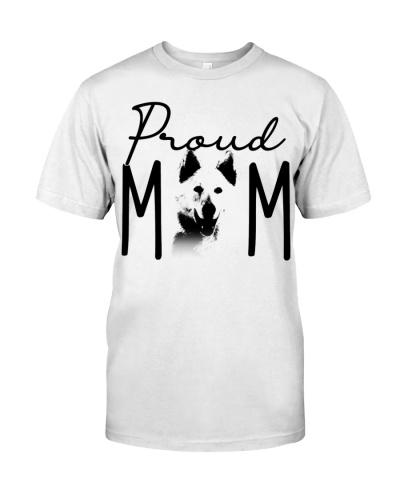 Berger Blanc Suisse-Proud Mom