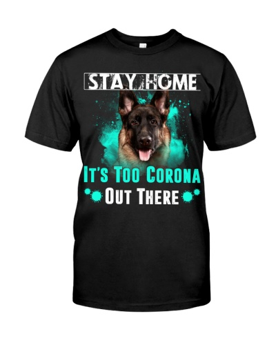 German Shepherd-02-Stay Home
