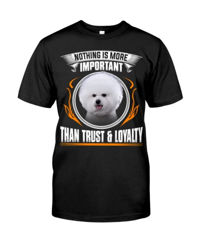 Bichon-Trust And Loyalty