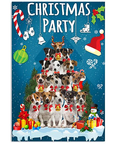 Jack Russell Terrier - Party