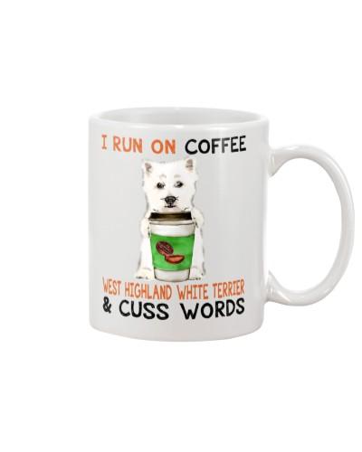 West Highland White Terrier-Coffee