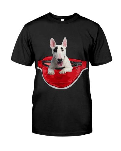 Bull Terrier-Waist Pack