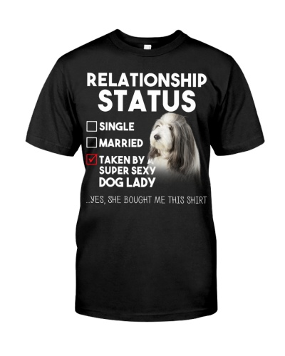 Bearded Collie-Relationship Status