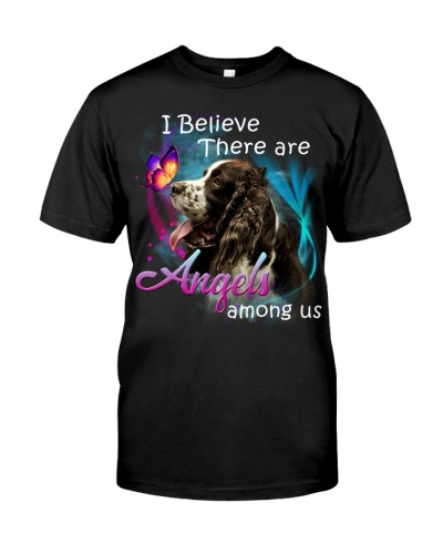 English Cocker Spaniel-Angels Among Us