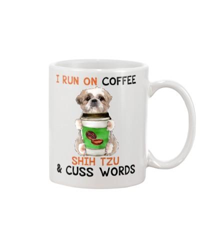 Shih Tzu-Coffee