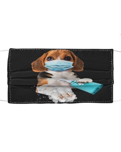 Beagle-Face Mask-Wash