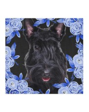Scottish Terrier-Blue Mask Cloth face mask aos-face-mask-coverlet-lifestyle-front-02