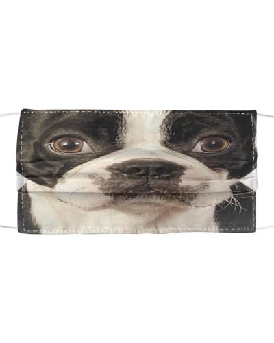 Boston Terrier-02-Face Mask