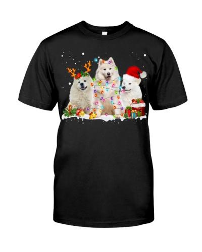 Samoyed-Snow-Christmas