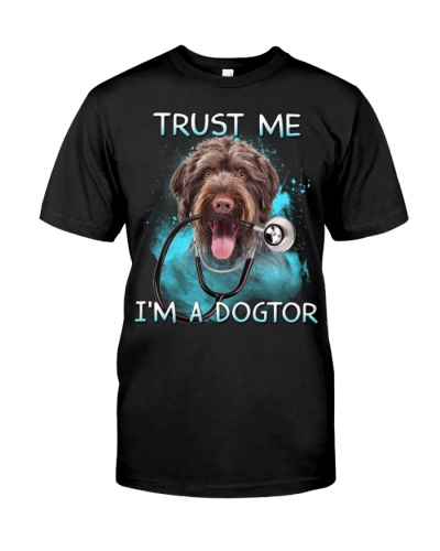 German Wirehaired Pointer-Dogtor