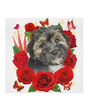 Morkie-02-Face Mask-Rose Cloth face mask aos-face-mask-coverlet-lifestyle-front-02