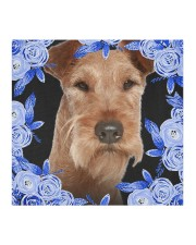 Irish Terrier-Blue Mask Cloth face mask aos-face-mask-coverlet-lifestyle-front-02