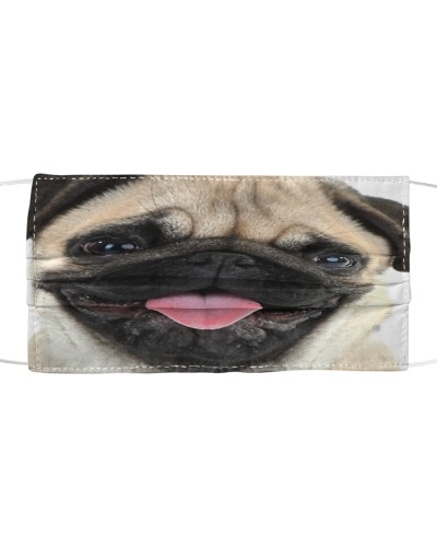 Pug-Face Mask
