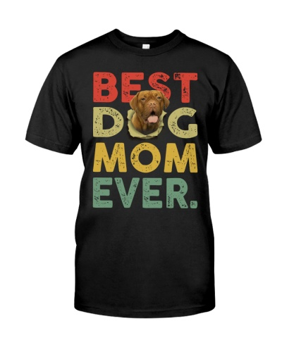 Dogue De Bordeaux-Dog Mom Ever-02