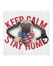 Pug-US-Keep Calm Cloth face mask aos-face-mask-coverlet-lifestyle-front-02