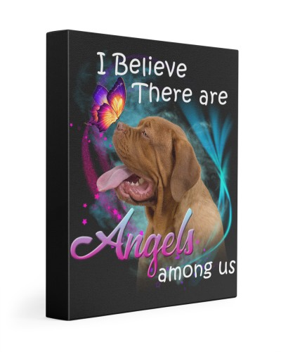 Dogue De Bordeaux-Canvas Angels