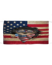 Morkie-US Mask Cloth face mask front
