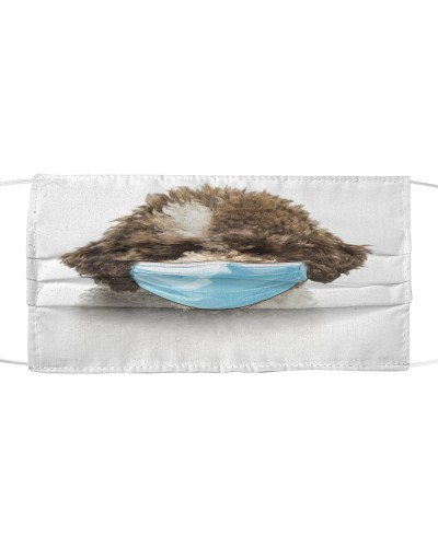 Lagotto Romagnolo-Face Mask-Mask