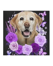 Labrador-Yellow-Face Mask-Purple Cloth face mask aos-face-mask-coverlet-lifestyle-front-02