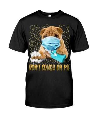 Shar Pei-Do Not Cough