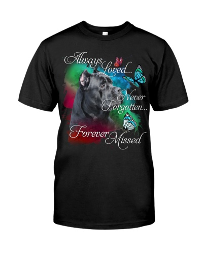 Cane Corso-Forever Missed